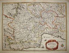 Piemonte Monferrato Liguria Savoia - Mariette 1650