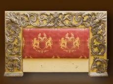 Bett Kopfteil Louis XIV First '700
