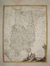 Modena e Reggio Emilia - Zatta 1783