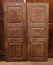 pan072 zwei Türen MIS.108 x 145cm Eiche