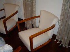par de sillones de diciembre