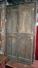 Antica porta in legno