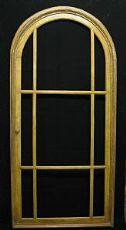 Türen Piemont gemalt in Tempera