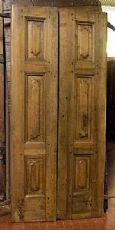 ptci336 Tür in Nussbaum Größe.93 x 200cm