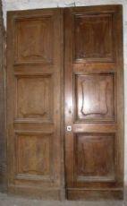 PTCI 402 Eingangstür aus der ersten 900, mis. h 235 cm x 144