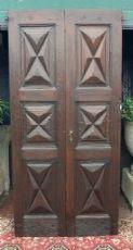 porta pti553 ponto de noz diamante, mis. h cm 221 x 107 x 3