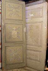 ptl251 zwei weitere zweitürigen grau lackiert mit Wappen
