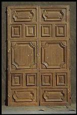 ptn106 Piemont Eichentür mit Tür auf der rechten Seite mis ep 700: L.cm.172 x H.cm.282