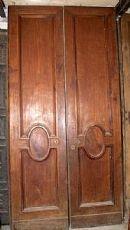 pts486 n.4 Türen in Kirschholz