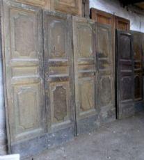 pts555 zwei Doppeltüren mes. h bis 209 cm Breite. 125 cm