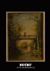 Bimbo sul ponte