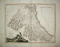 Romagna - A. Zatta 1783