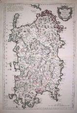 Sardegna - Santini 1779