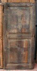 Antico scuro laccato. Epoca 1800.