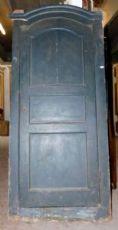 stip098  armadio a muro '700. misura massima cm 215 x 95 con telaio