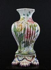 Vase à fleurs - Neuf des Bassano - Antonibon - XIX siècle