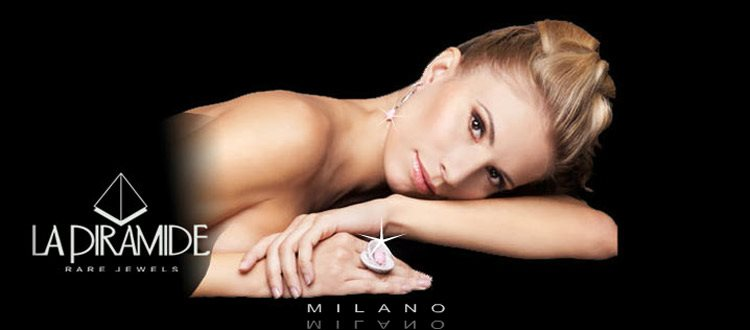 <a href='http://www.lapiramidepreziosi.com/' target='_blank' >La Piramide Rare Jewels<br />  Milano</a>