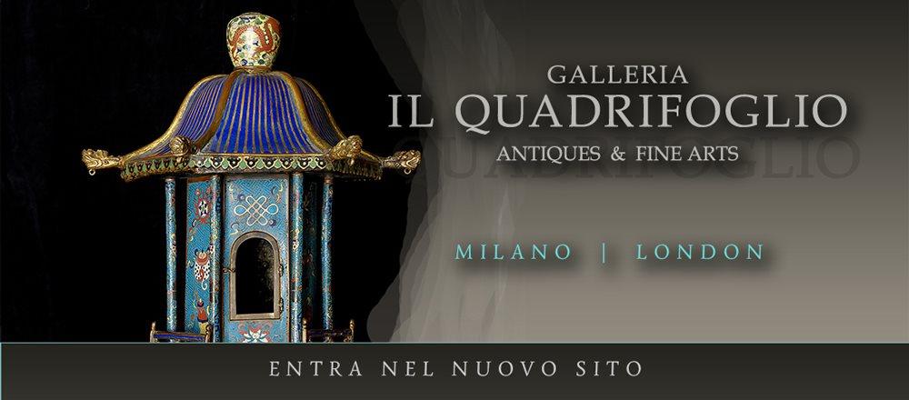 <a href='http://www.galleriailquadrifoglio.com/' target='_blank' >Il Quadrifoglio<br />  Milano - London </a>