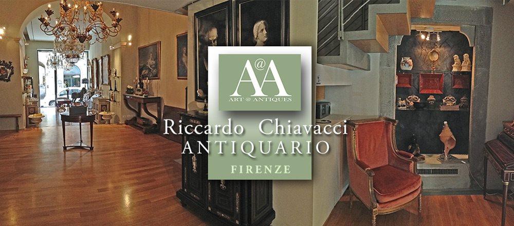 <a href='http://www.antichitafirenze.com/' target='_blank' >Riccardo Chiavacci<br />  Firenze</a>