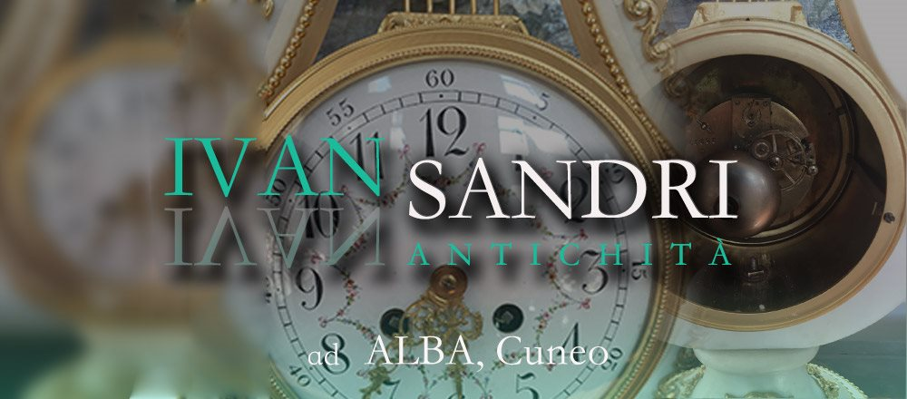 <a href='http://www.sandriantichita.com/' target='_blank' >Antichita' Ivan Sandri<br />  Alba, Cuneo</a>