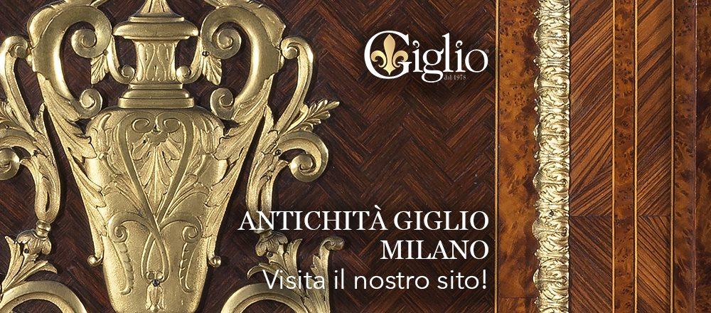 <a href='http://www.antichitagiglio.it/' target='_blank' >Antichita' Giglio<br />  Milano</a>