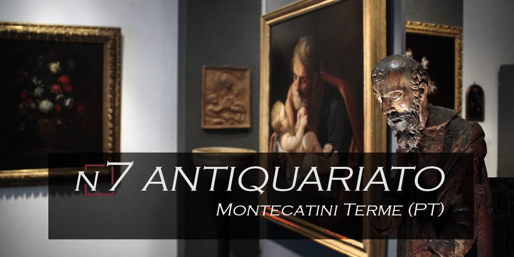 <a href='http://www.n7antiquariato.it/' target='_blank' >Numero 7 Antiquariato<br />  Montecatini Terme PT</a>