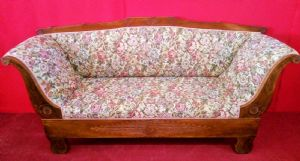 Two-seater sofa, Empire