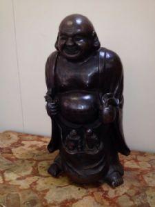 Buddha in gres