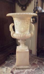 Vaso in alabastro