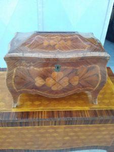 very pretty urnetta genoa four-leaf clover signed boise d rose