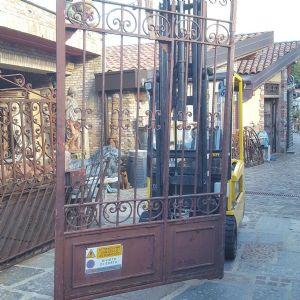 cancello Lombardo