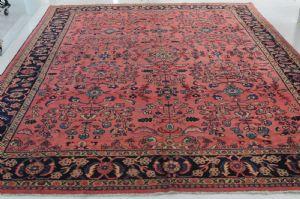 "美丽的MAHAL,PERSIA约1910年,约370 x 283厘米"""
