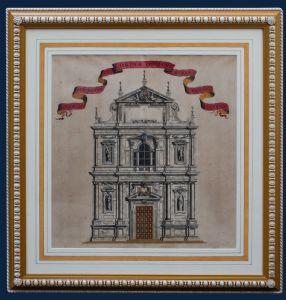 XIX secolo, Ecclesiae Taurinensis cui corpus domini noemen. Facies exterior