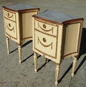 Comodini antichi mobili antichi antiquariato su anticoantico for Mobili 700 siciliano