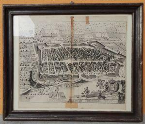 Printing of San Damiano