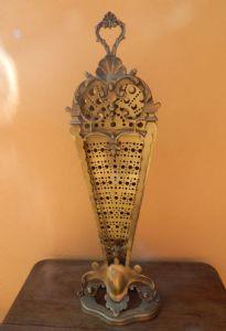 parascintille in bronzo e ottone