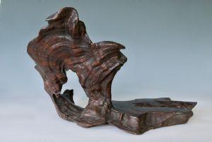"""Wooden sculpture"""""""