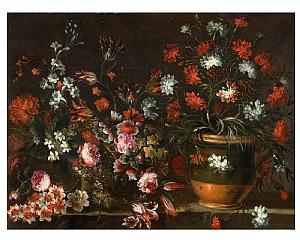 attrib. Margherita Caffi, Milano (1647-1710)