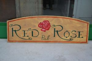 "SUBJECT ""RED ROSE PUB"" REF. 3620 / A"