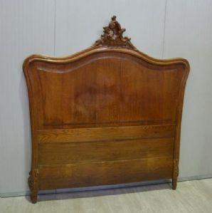 Letti antichi mobili antichi antiquariato su anticoantico - Spalliere letto in legno ...