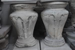 Vasi in pietra (coppia)