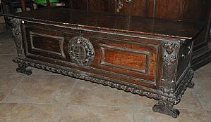 Cassapanche antiche del 500 cassapanche antiche mobili for Cassapanca del 500