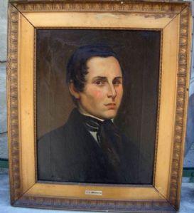 Ritratto di Francesco Domenico Guerrazzi sec XIX