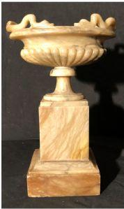 Coppa in alabastro Francia Napoleone III