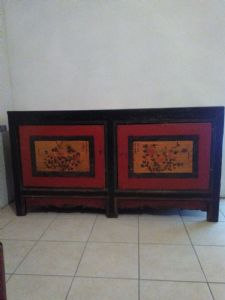 Chinese sideboard""