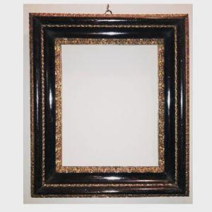 """Detail frame in Salvator Rose walnut veneer"""""""