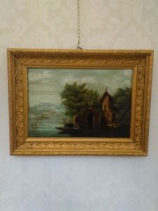 Peintures, « Paysage »