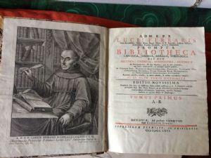 """Lucii Ferraris, Prompta Bibliotheca"""""""