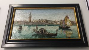Micromosaico raffigurante Venezia