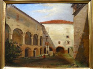 """Convento dei Benedettini in Quarto"""